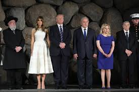 Donald Trump Family Pictures by Donald Trump U0026 Family Mourn At Israel U0027s Holocaust Memorial Video