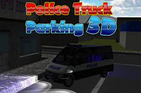 3d police monster truck trucks 3d police truck parking game android apps on google play