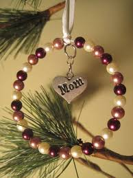 118 best beaded ornaments images on beaded ornaments