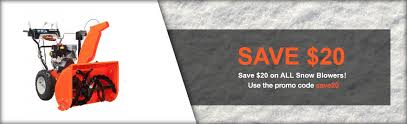 home depot black friday snowblower sale timing is everything when you should buy a snow blower snow