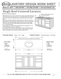 Ordering Kitchen Cabinets by Ordering U0026 Design Forms Hourglass Kitchen U0026 Bath Products