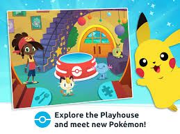 pokémon playhouse android apps on google play