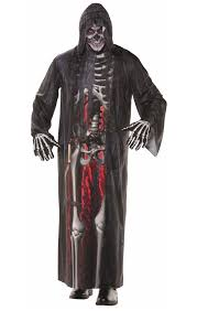 grim reaper costume men s grim reaper robe costumes