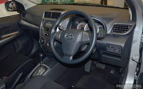 New Avanza Interior 2016 Toyota Avanza Interior Snapped In Malaysia Indian Autos Blog