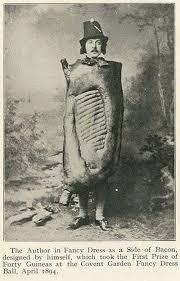 Bacon Halloween Costume Bacon Costume