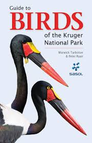 guide to birds of the kruger national park by tarboton warwick