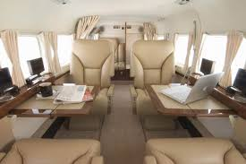 these private jets have more luxurious interior than many houses