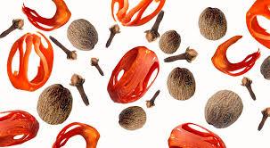 what is nutmeg focus on nutmeg mace and clove
