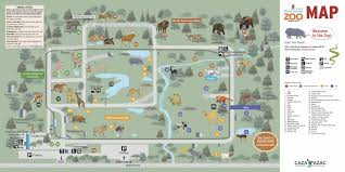 Zoo Map Zoo Map Greater Vancouver Zoo