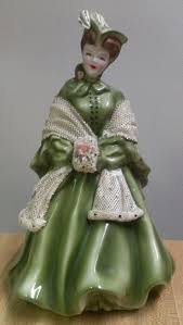 1444 best ladies head vases u0026 figurines images on pinterest