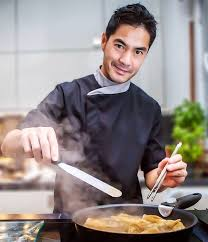 Comfort Chef Gastronomic Dinner In Paris Jean Yves Le Chef Masterchef