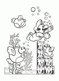 awesome super mario coloring wecoloringpage