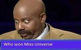 Steve Harvey Memes - miss universe twitter reacts to steve harvey announcing the wrong