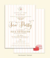 bridal tea party invitation party invitations beautiful bridal tea party invitations ideas