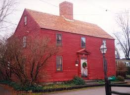 new england saltbox house new castle new hshire saltbox house 1710 new england homes