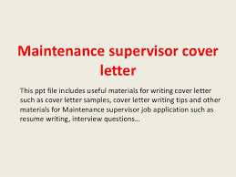 maintenance supervisor cover letter 1 638 jpg cb u003d1393553628