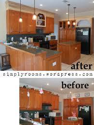 concrete countertops replace kitchen cabinet doors lighting