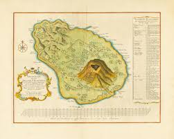 Old Map South America by South America