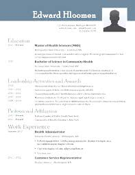Resume Templates Open Office Free by Open Office Writer Resume Template Open Office Resume Template