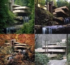 fallingwater pennsylvania u s frank lloyd wright architect