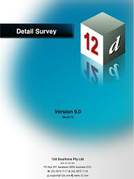 12d model manual icon computing file format