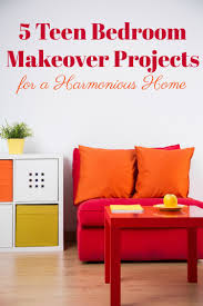 5 teen bedroom makeover projects for a harmonious home pretty