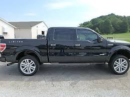 2013 ford f150 black 2013 ford f 150 limited for sale waynesburg oh 3 5l v 6 cyl