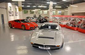 meridien modena servicing maserati parts collection and delivery