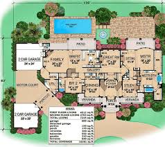 large estate house plans plan 36136tx grand estate home plan architectural design house