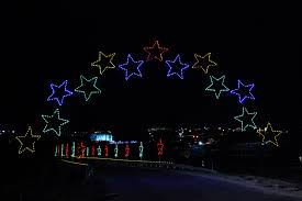 branson drive through christmas lights commercial christmas light displays help fundraise and make money
