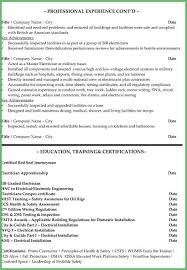 journeyman electrician resume exles inspirational journeyman electrician resume exles exle