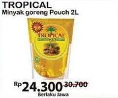 Minyak Goreng Tropical Di Alfamart promo harga tropical terbaru katalog alfamart hemat id