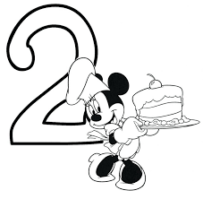 Mickey Mouse Birthday Coloring Pages Via 50 Excellent Minnie Free Minnie Mouse Free Coloring Pages