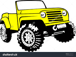jeep cartoon offroad off road clipart u2013 images free download