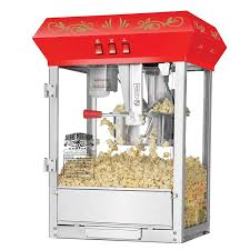 popcorn rental machine luxe popcorn machine rental