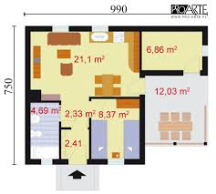 small house designs above 39 square meters with free floor plans