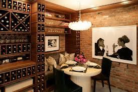 Connoisseurs Delight  Tasting Room Ideas To Complete The Dream - Home wine cellar design ideas