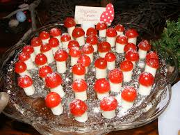 baby shower themed food these darling little u0027toadstools u0027 were