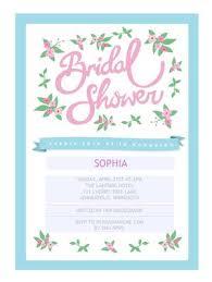 free bridal shower free printable bridal shower invitations