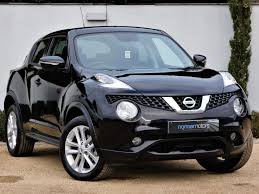 black nissan used black nissan juke for sale dorset