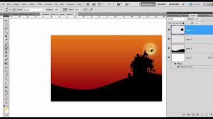 awesome halloween graphic in photoshop cs5 tutorial make it in