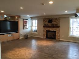 lafayette hill basement renovation jr carpentry u0026 tile