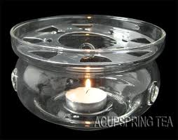 small tea light candles clear glass tealight warmer 1 small candle suitable for 500ml