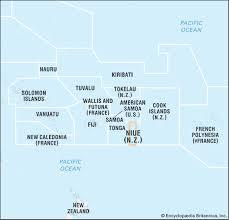niue on world map niue island pacific britannica