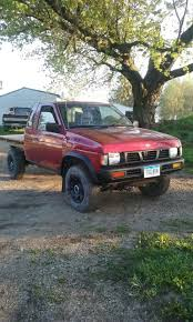 nissan pickup 1997 rough country 2