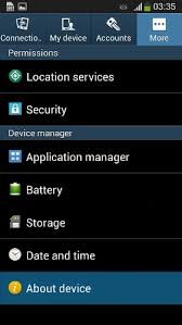 check android version what version of android am i running