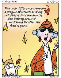How To Wish Happy Thanksgiving Thanksgiving With Maxine Hoosiernanny U0027s Weblog