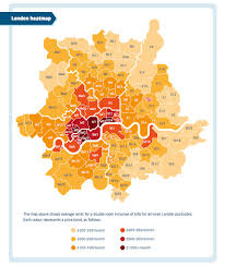 where is the cheapest area to rent a room in london business