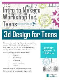 3d design for teens flyer 44956623 jpg