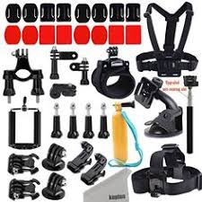 amazon go pro hero black friday amazon baxia technology 44 in 1 accessory kit for gopro hero 4 3